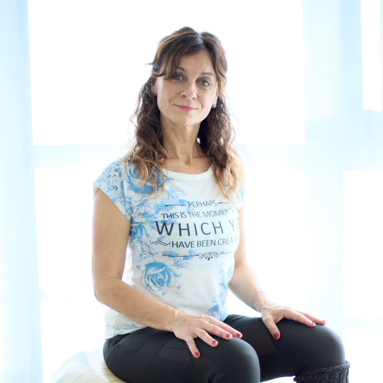 fisioterapista e osteopata Anna Chiara Ferri